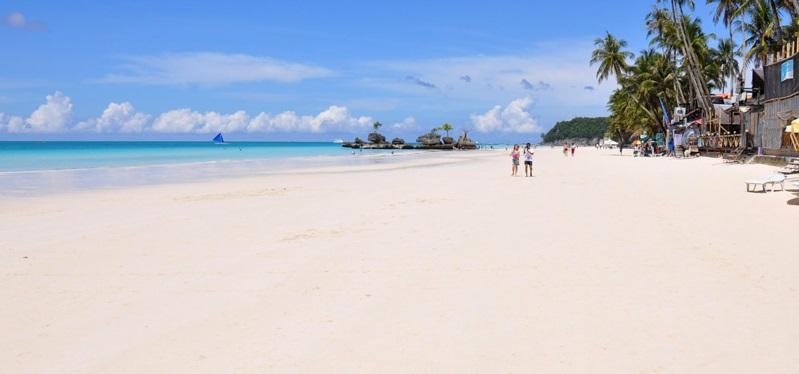 Boracay Beach in Cebu-Boracay Tour
