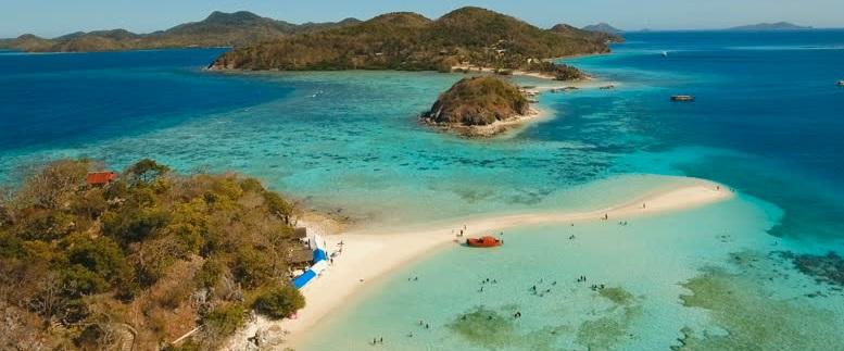 Bulog Dos Beach in Coron