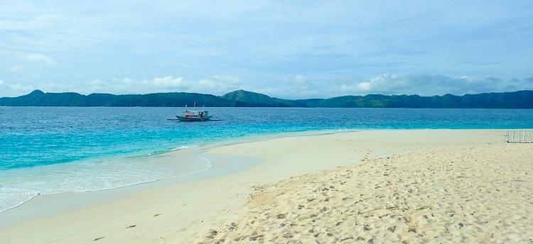Dimakya Island in Coron