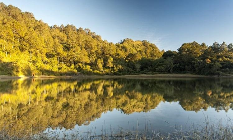 Lake Danum in Sagada