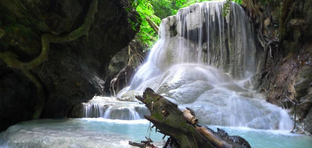 Aguinid Falls Samboan, Cebu