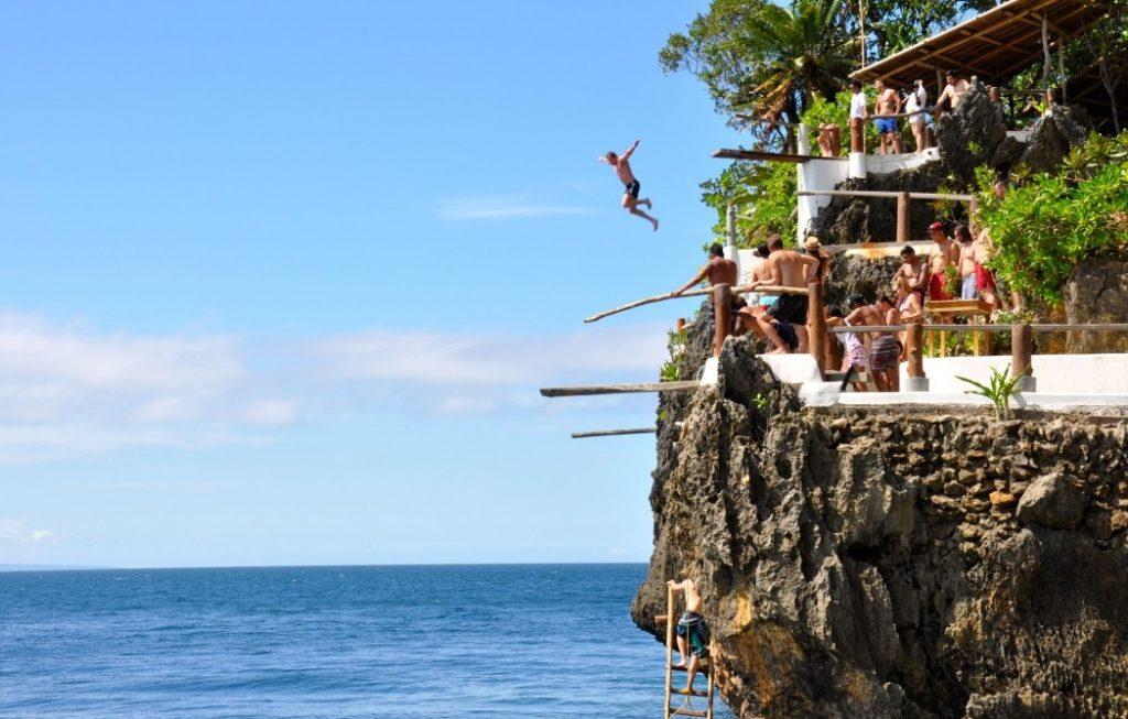 ariels point in Boracay