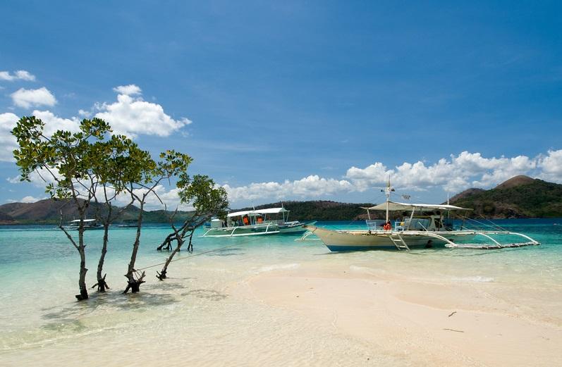 CYC beach Palawan