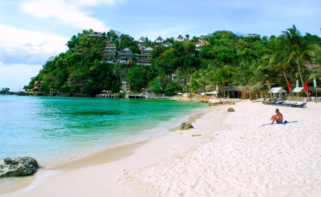 diniwid-beach in Boracay