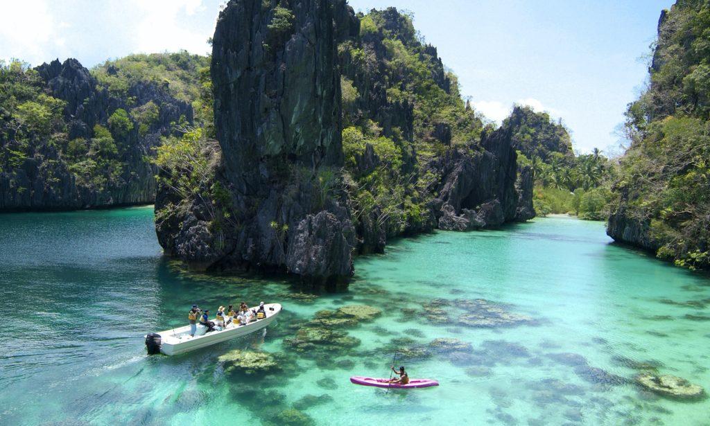 Big Lagoon in El Nido,Tour A Palawan