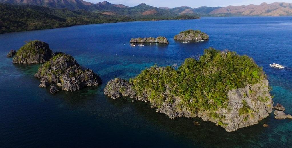 Siete Pecados in Coron Island Tour