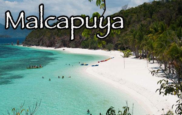 Malcapuya Coron day tour
