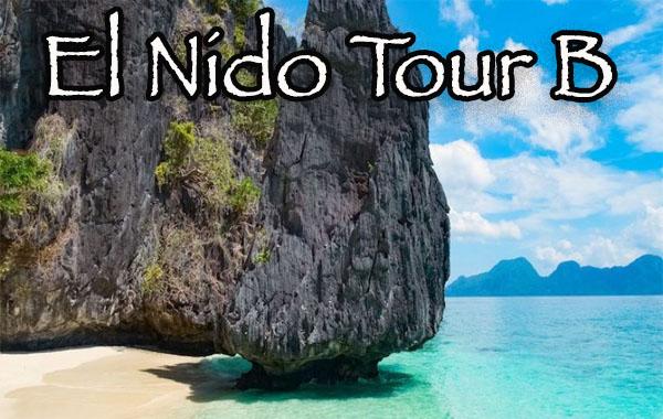 El Nido Tour B Palawan