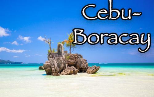 Cebu - Boracay
