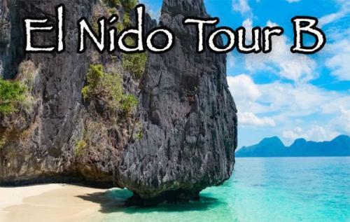 Tour B El Nido